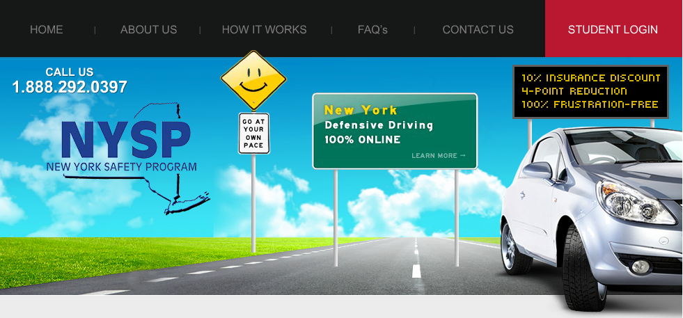 Online Defensive Driving Course Ny >> Defensive Driving Ny Online Defensive Driving Course New York